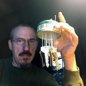 Headshot of John Bertles